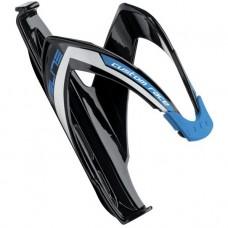 Nosilec bidona Elite Custom Race Glossy čr/mo