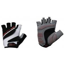 APURA ženske rokavice Stroll čr/be S