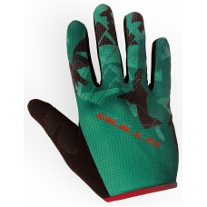 BULLS moške rokavice dolgi prsti Comox L zelene