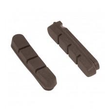 FORCE - Zavorne gumice cestne karbon pluta 42203